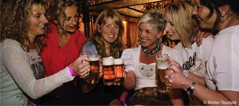 Sauerland Stern Hotel Party
