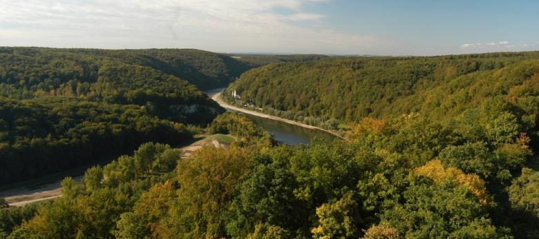 Bayerische Radrundtour an Donau und Isar ab Regensburg
