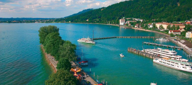 Bodensee Radweg Ab Bregenz Klassische Rundtour 7